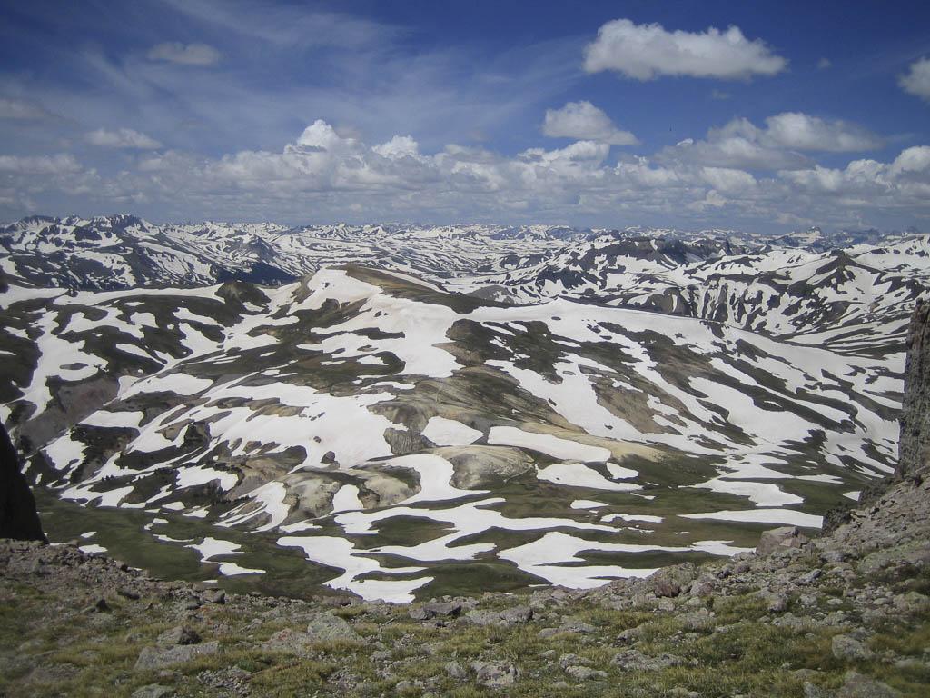 Uncompahgre Peak Trail